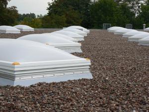 Luminatoare termoizolante pentru acoperis