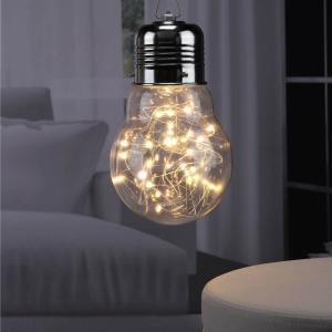 Lampa interior, decoratiune model bec cu 30 leduri-25 cm