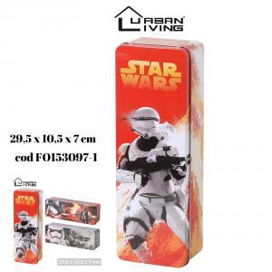 Cutie depozitare metal Star Wars-Model 1