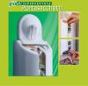 Dispenser pungi de plastic cu