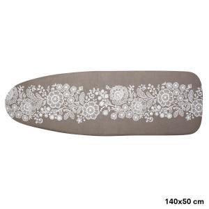Husa pentru masa de calcat, elastica, 140x50 cm -Motiv Dantela