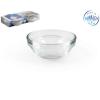 Set 4 boluri sticla suprapozabile servire -60 cc ø7.5x3cm