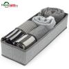 Organizator pliabil textil pentru sertare,sifoniere-max 42x14x9cm