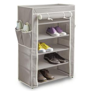 Dulap pantofi, suport incaltaminte cu husa textila-Confortime