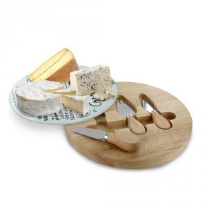 Platou lemn cu accesorii