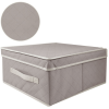 Cutie depozitare cu capac, material textil 30x30 Confortime