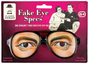 Ochelari cu ochi falsi
