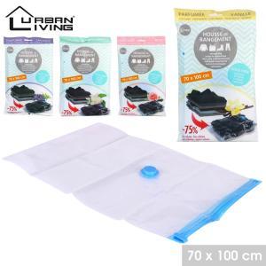 Sac pentru vidat hainele parfumat pt. aspirator sau pompa-70x100 cm