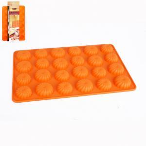 Forma de silicon pentru prajiturele