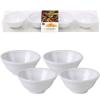 4 recipiente de ceramica pentru servire si prezentare ø 7,5 cm