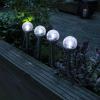 Lampa solara pentru gradina iluminat