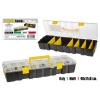 Cutie organizare obiecte mici cu 6 despartitoare