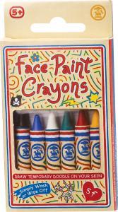 Pictura pe fata pentru copii