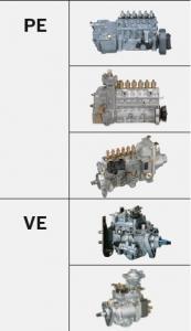 Reparatii pompe de injectie auto