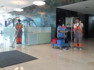 Firme curatenie profesionala pentru cladiri / birouri firme