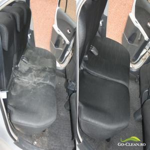 Curatat interior auto