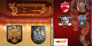 STEME volumetrice - Localitate, Club fotbal. Logo magazin, etc