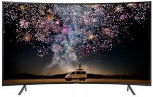 Televizor LED Samsung UE49RU7372, curbat, Ultra HD, smart, 49 inch/124 cm, 1500 PQI, DVB-T2/C/S2, negru