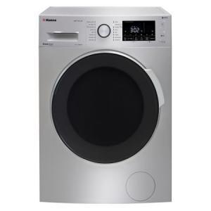 Masina de spalat rufe Hansa WHP7120LSB, turatie 1200 Rpm, capacitate 7 Kg, clasa energetica A+++, 16 programe, display, culoare gri