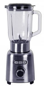 Blender Heinner HBL-ICE1000XMC, 1000 W, viteza variabila+puls, recipient sticla 1.5 litri, inox