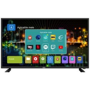 Televizor led Nei 40NE6505, smart, 4K Ultra HD, 101 cm, DVB-T2/C, negru