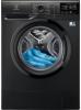 Masina de spalat rufe Electrolux EW6S406BX, slim, incarcare frontala, perfect care, A+++, 6 kg, 1000 rpm, argintiu