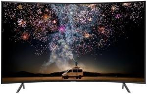 Televizor LED Samsung UE55RU7302, curbat, Ultra HD, smart, 55 inch/139 cm, 1500 PQI, DVB-T2/C, negru