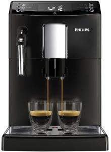 Espressor cafea Philips EP3510/00, 15 bari, rasnita incorporata, rezervor 1.8 litri, negru