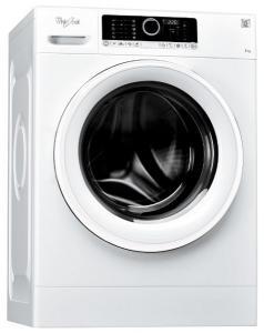 Masina de spalat rufe Whirlpool FSCR70414, A+++, 1400 rpm, 7 kg, motor inverter, display, alb