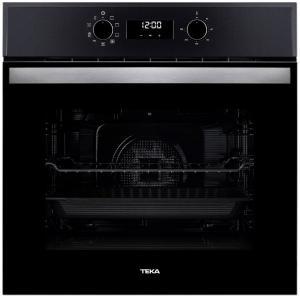 Cuptor electric incorporabil Teka HBB 720 Black, electric, 7 functii, A+, grill, 70 litri, negru