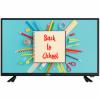 Televizor LED NEI 43NE5505, smart, rezolutie Full HD Ready, USB, HDMI, diagonala 43 inch/109 cm, tuner digital DVB-T2/C, culoare negru