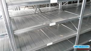 Raft pentru paleti/polita pal sau metal