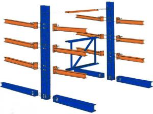 Raft cantilever