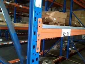 Rafturi metalice industriale pentru paleti