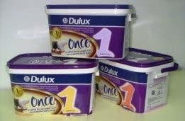 ICI - DULUX - ONCE