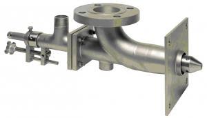 Arzator pentru topire metale neferoase