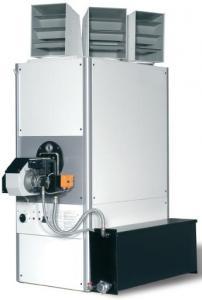 Generatoare de aer cald cu ulei uzat