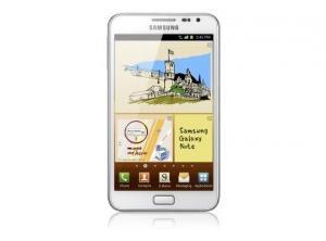 Smartphone Samsung N7000 Galaxy Note White