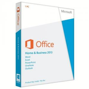 Microsoft Office Home and Business 2013 English