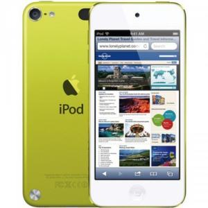 IPod touch Apple 32GB Yellow