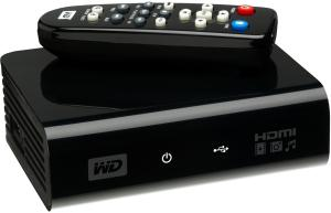 Media player wdavp00be