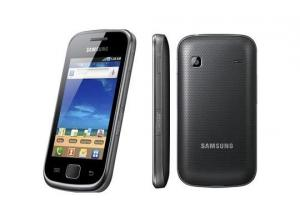 Samsung s5660 galaxy gio silver