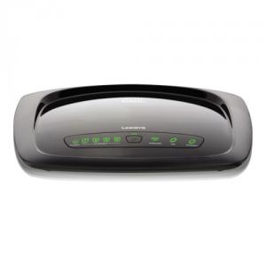 Router wireless linksys wag120n