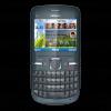Smartphone nokia c3 black