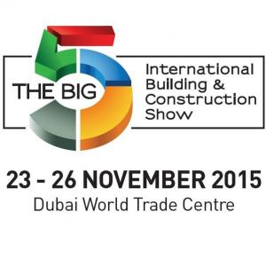 Invitatie la The Big 5 Dubai - Targ International de Constructii