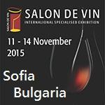 SALON de VIN, Bulgaria - Targ International de Vinuri
