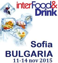 Invitatie la InterFOOD & Drink Bulgaria, targ international pentru ind. alimentara