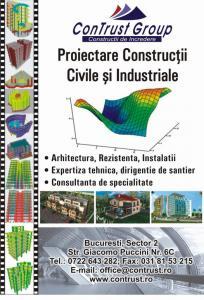 Calcul de rezistenta constructii civile