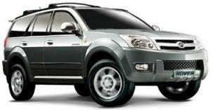Great Wall Hover CUV