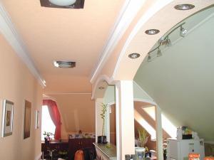 Zugraveli interior